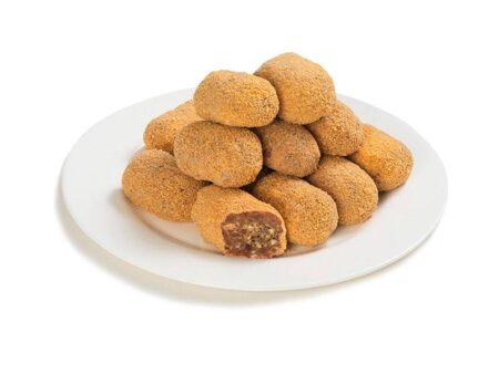Зразы «Домашние с сыром и грибами»