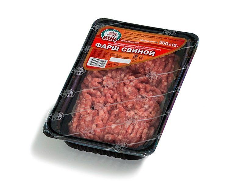 Фарш свиной