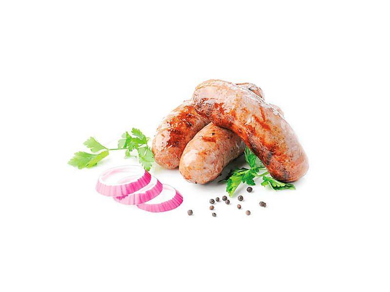 Колбаски говяжьи