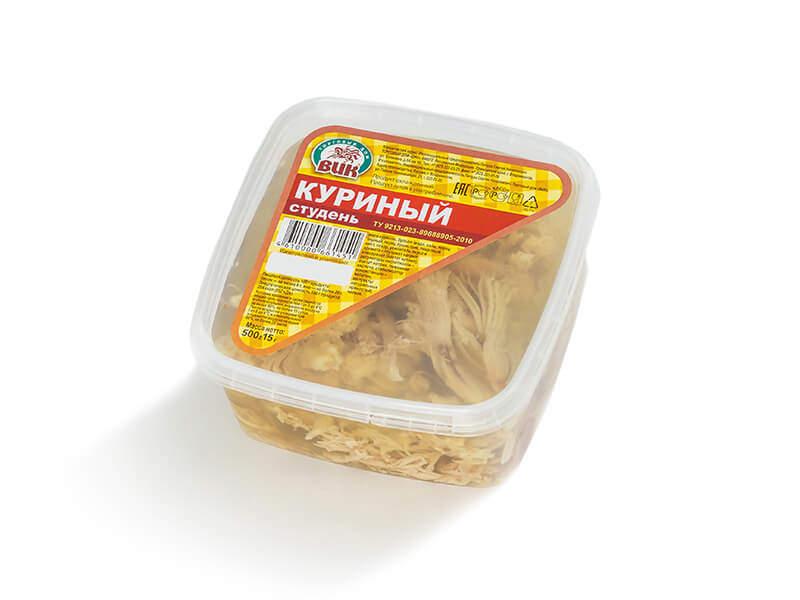 """Студень """"Куриный"""" 500 гр."""