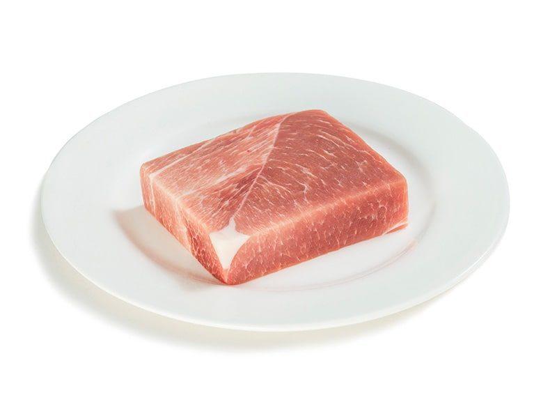 Окорок свиной замороженный категории Б