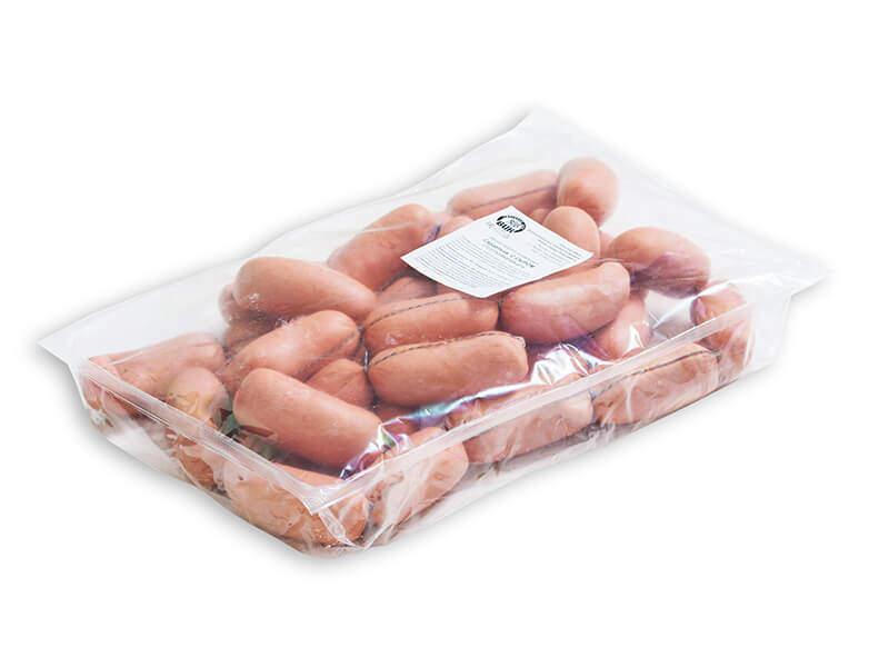 Cардельки с сыром (в череве) (газ упаковка ~2,1 кг)